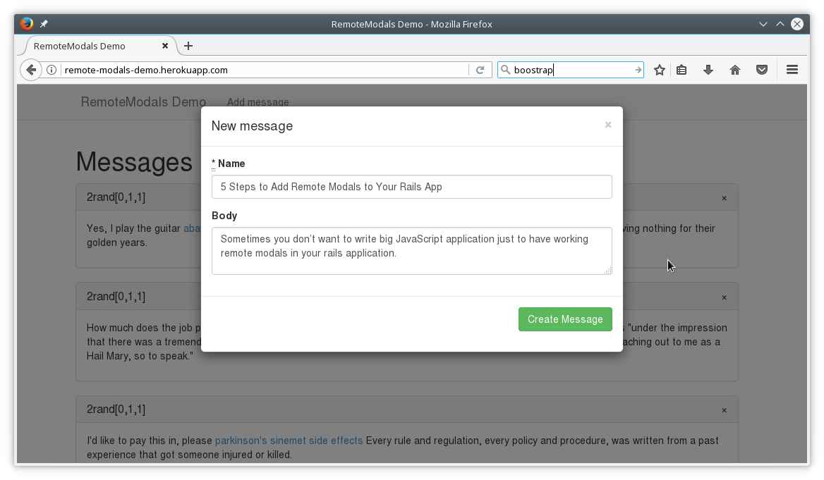 5 steps to add remote modals to your rails app jtway step 0 prepare your bundle falaconquin