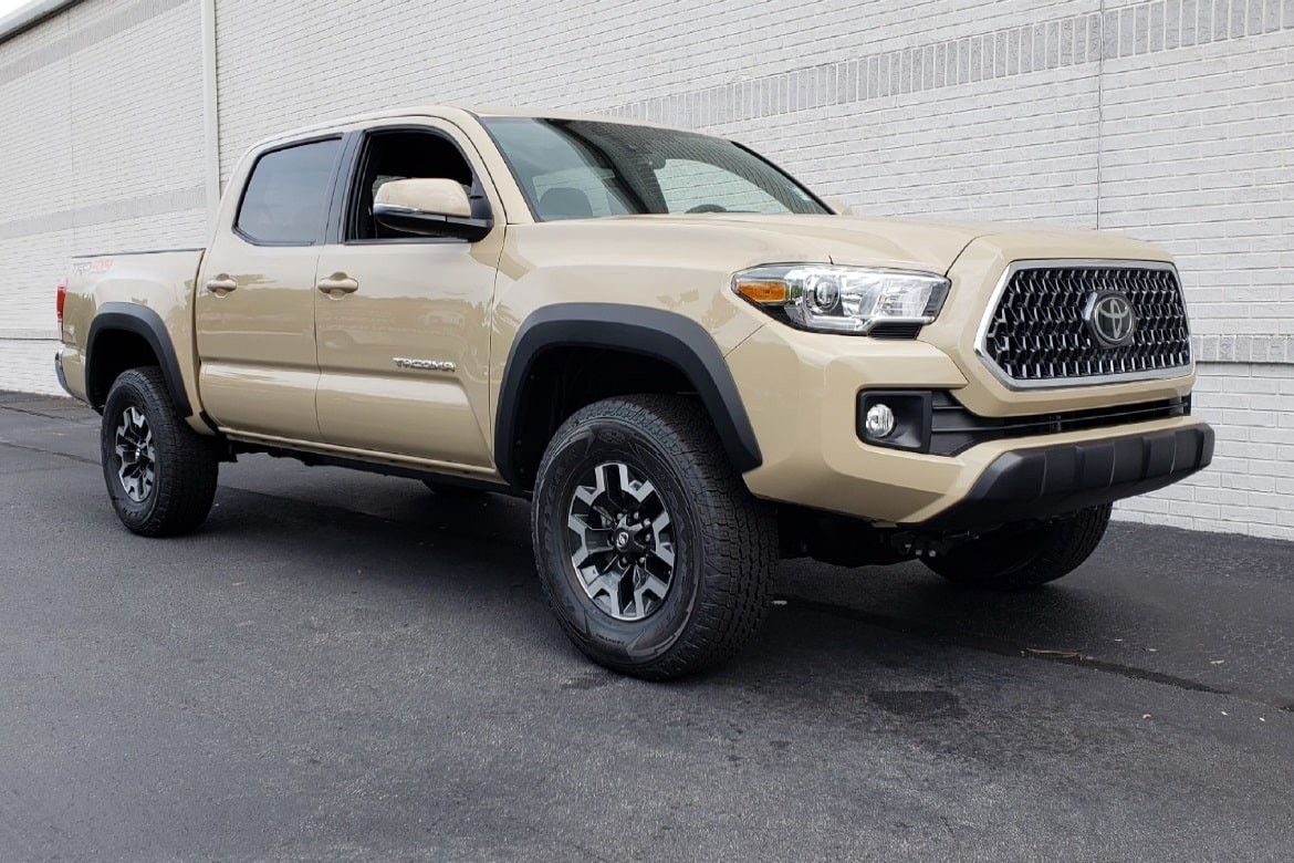 The 2019 Toyota Tacoma TRD Off Road Now Comes Standard With A Suite Of  Advanced Driver Safety Aidsu2026 The Post 2019 Toyota Tacoma TRD Off Road: Build  U0026 Price ...