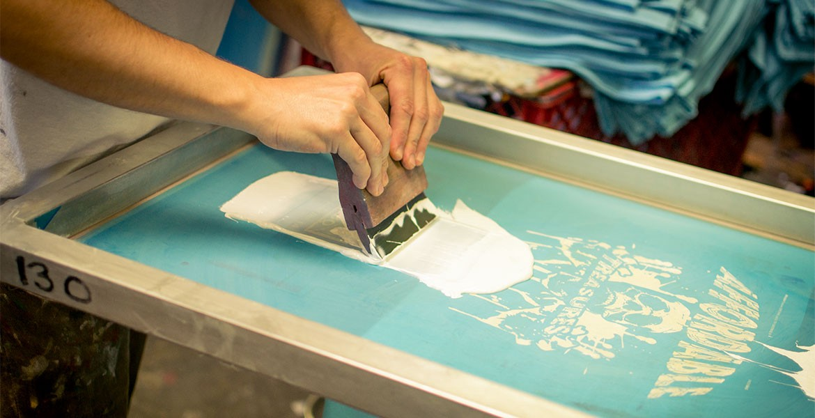 Image result for screen printing