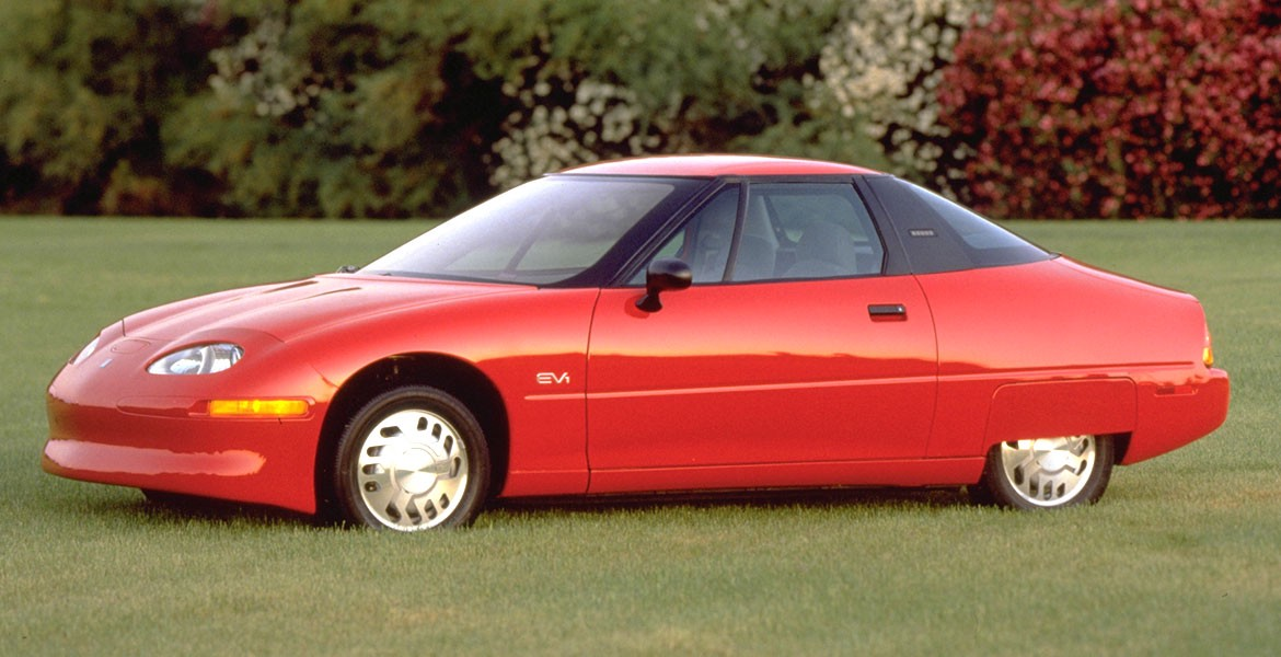 General Motors Ev1 Was The First Serious Effort By A Major Automaker To Produce An Electric Vehicle