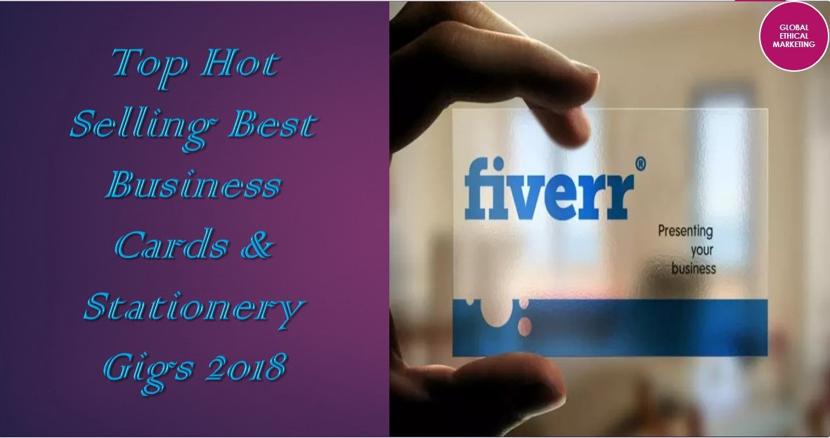 10 top hot selling best business cards stationery gigs 2018 on fiverr you must have top rated business cards stationery gigs when you are willing to make quick money with fiverr a super hot selling gig which you can do with colourmoves Choice Image