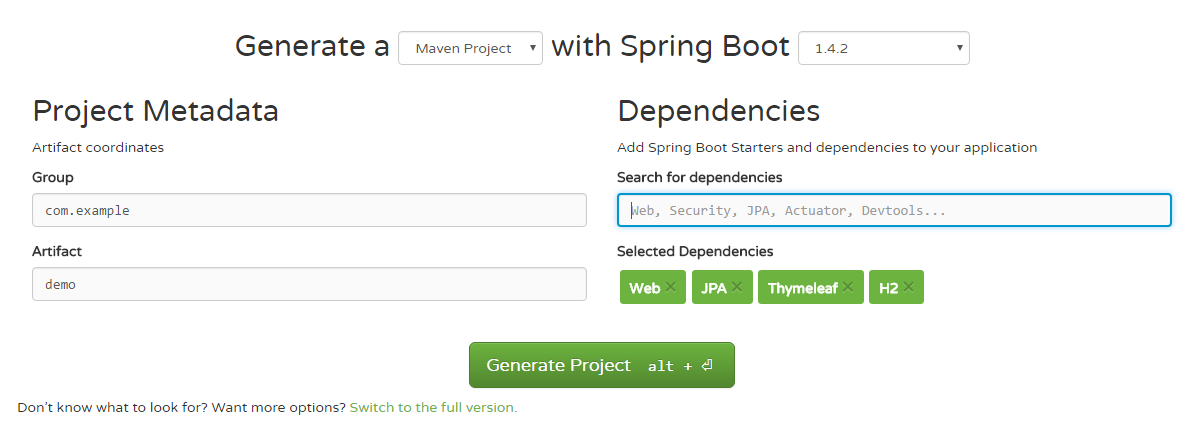 Spring Boot + JQuery + DataTables – Gustavo Ponce – Medium