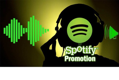 Get Spotify Promotion Services — Promo Palace LLC – Paul Pickett