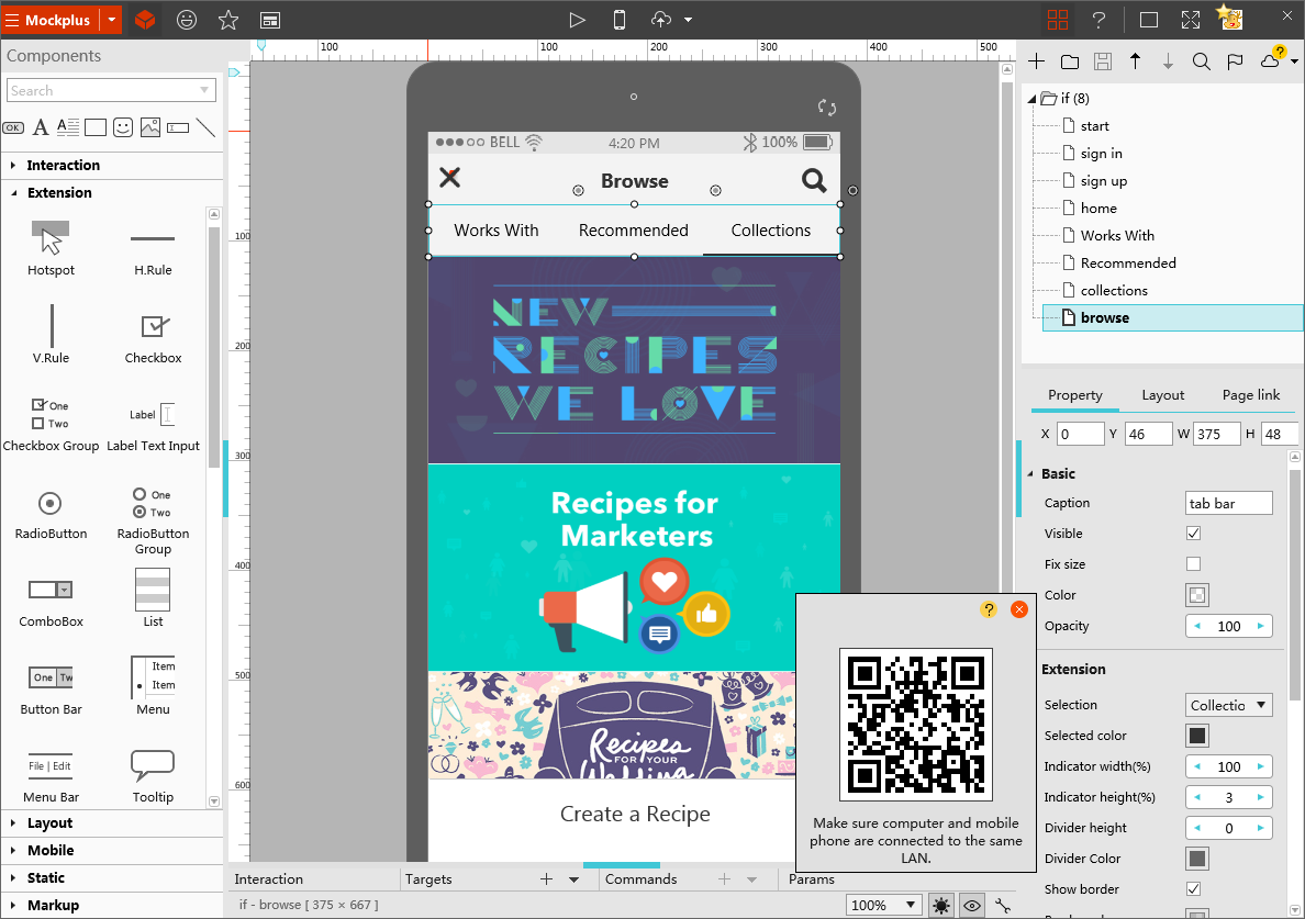 Top 10 Stunning Free Wireframe Apps You Must Try in 2017