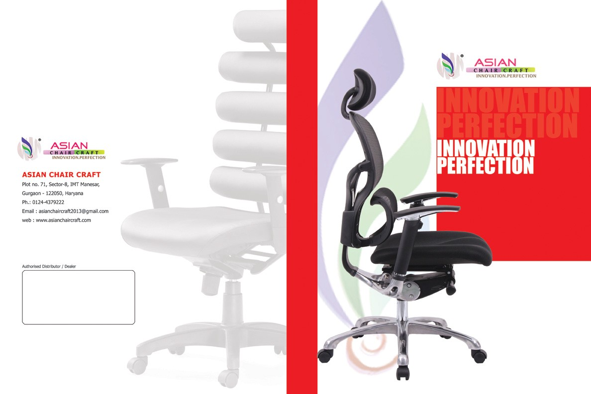 Asian Chair Craft Brand Of Ergonomic Office Chairs Modular Furniture Powder Coated Steel Can