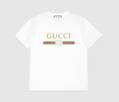dde09f34194 Every Single Time I Saw Someone Wearing That Gucci Shirt This Week