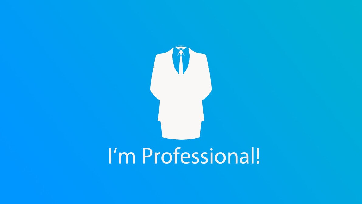 the importance of being professional ashok sharma medium