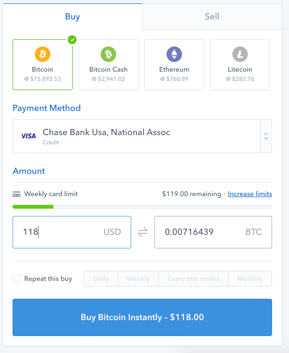 The easiest way to buy bitcoin tim mendez medium the easiest way to buy bitcoin ccuart Images