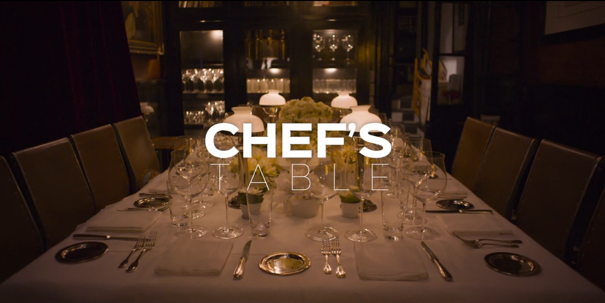 6 career lessons from netflix s chef s table ana vargas santos rh medium com chefs table foundation chefs table series