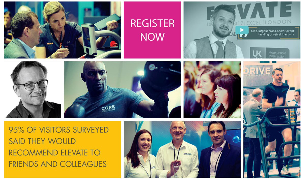 Join Us At The Excel Arena London On