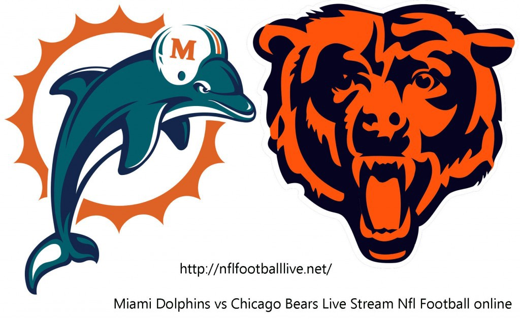 More partner to watch Miami Dolphins vs Chicago Bears Live stream dcc0f681b