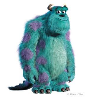 Great Character Sulley Monsters Inc Go Into The Story