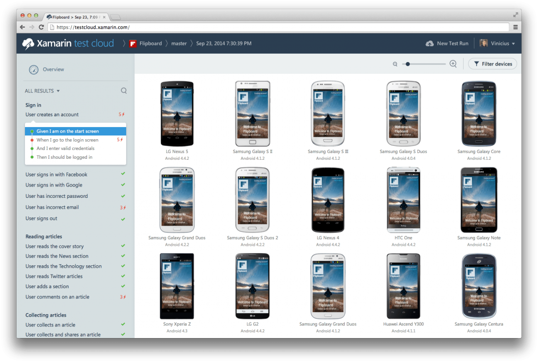 Mobile Testing Made Easy with Xamarin