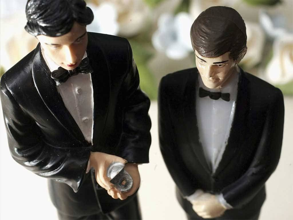 An essay on gay marriage