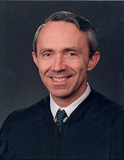Portrait of Former Supreme Court Justice David Souter