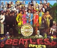 "The Beatles ""Sergeant Pepper's Lonely Hearts Club Band"" Album Cover"
