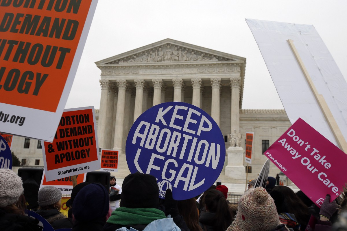 the supreme courts involvement with abortion essay