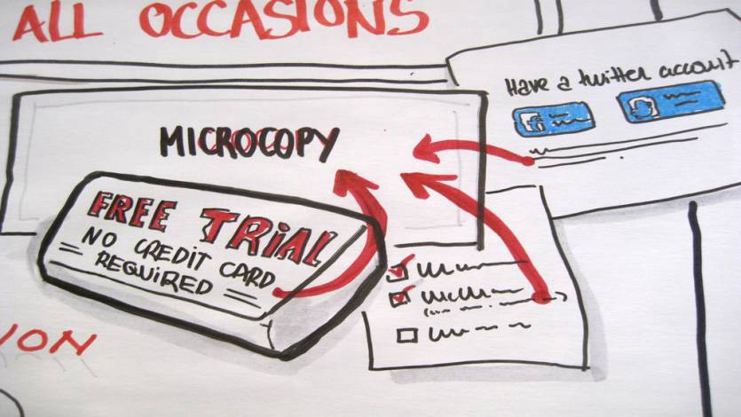 Microcopy Tiny Words With A Huge Ux Impact Ux Planet