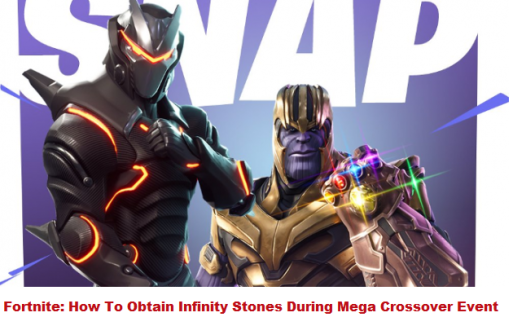 - fortnite infinity stones what they do