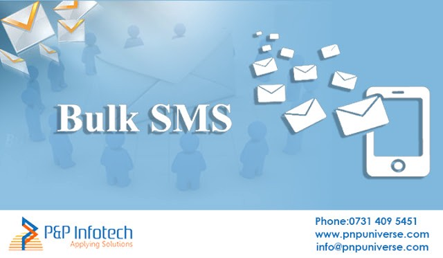 Takes Your Business Ahead by P&P Infotech Bulk Sms Services