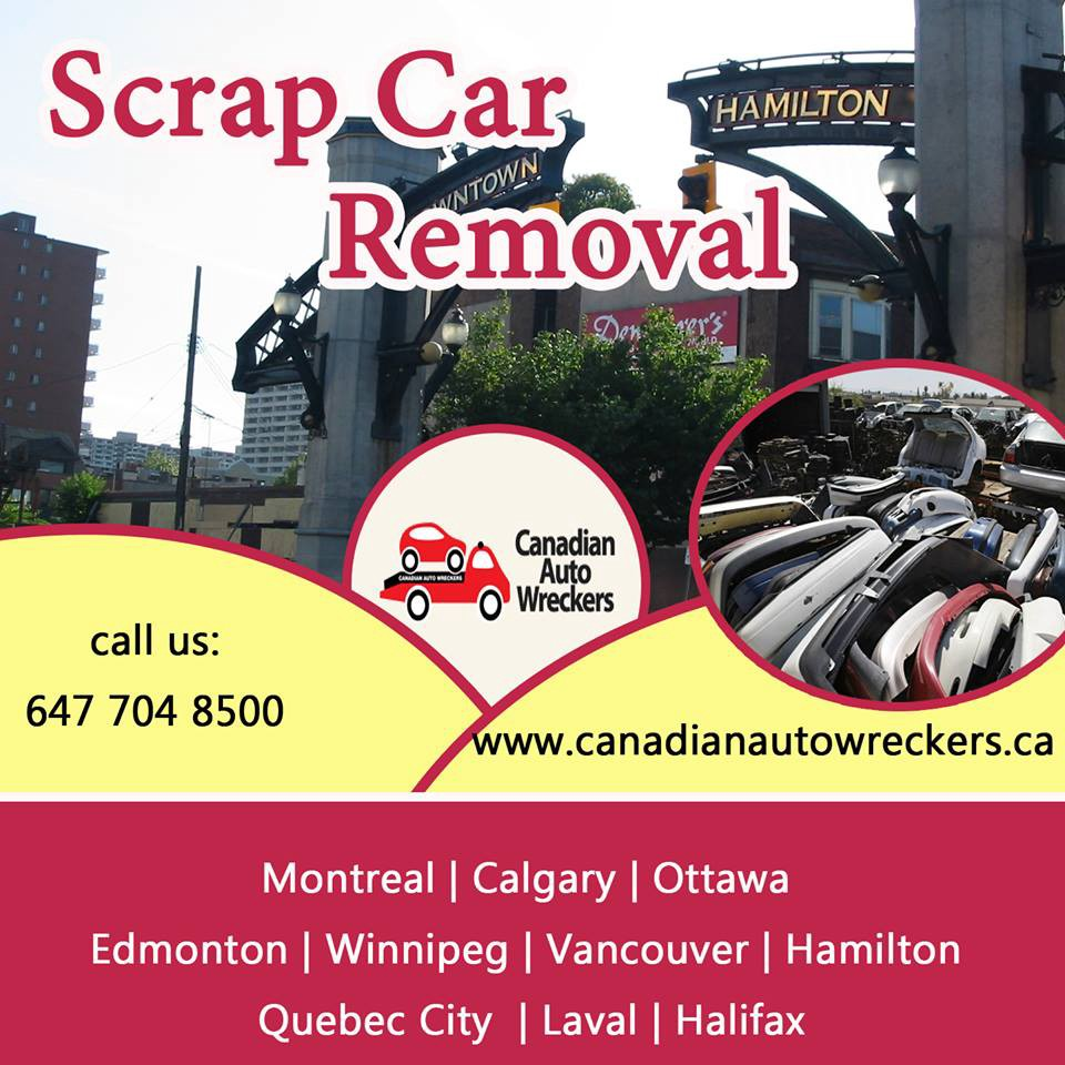 How To Dispose of Your Scrap Vehicle In Calgary Area?