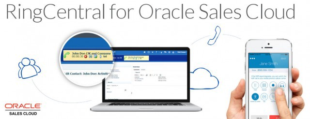 ringcentral for oracle
