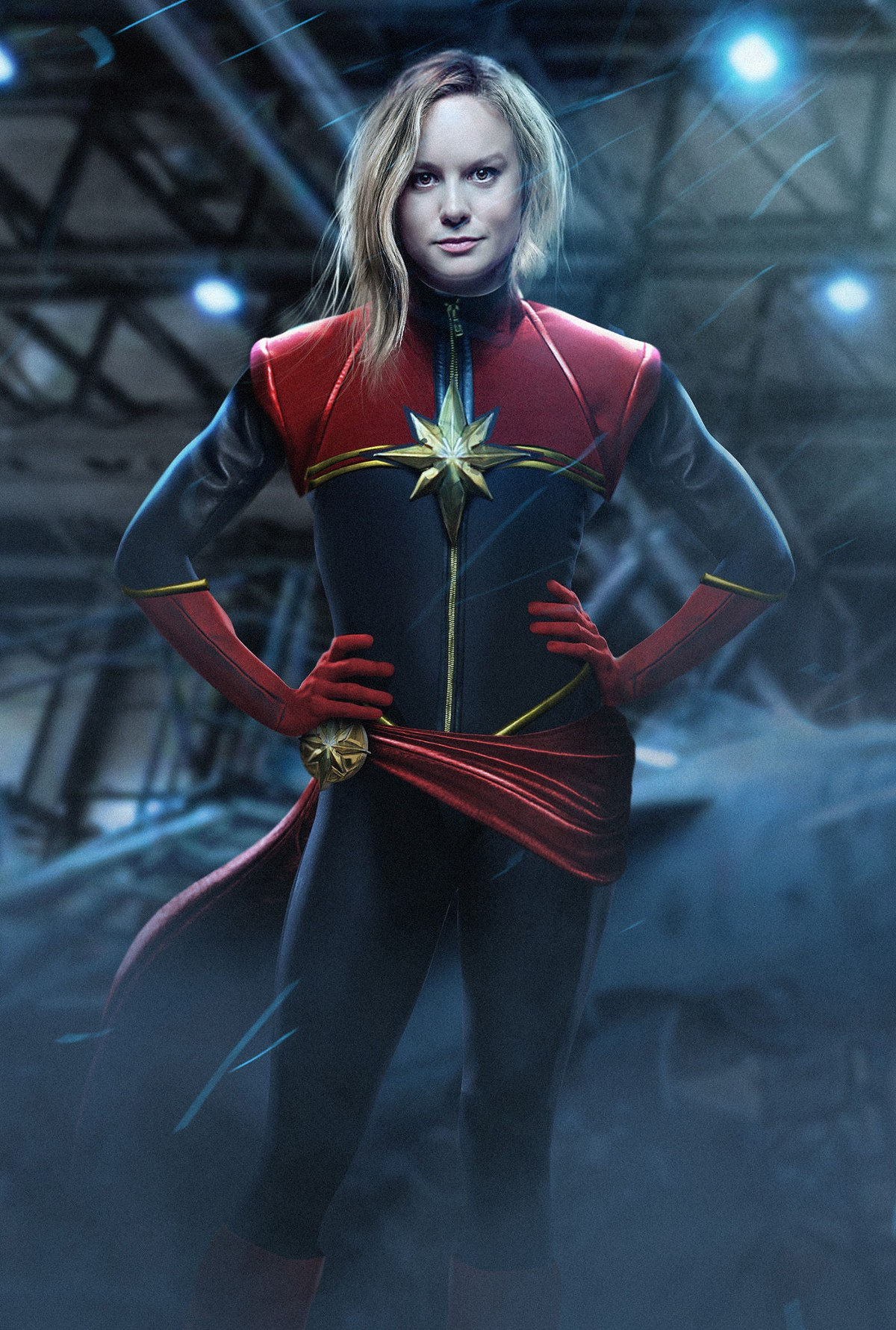 Captain's List # 13— Carol Danvers – Career Accelerator