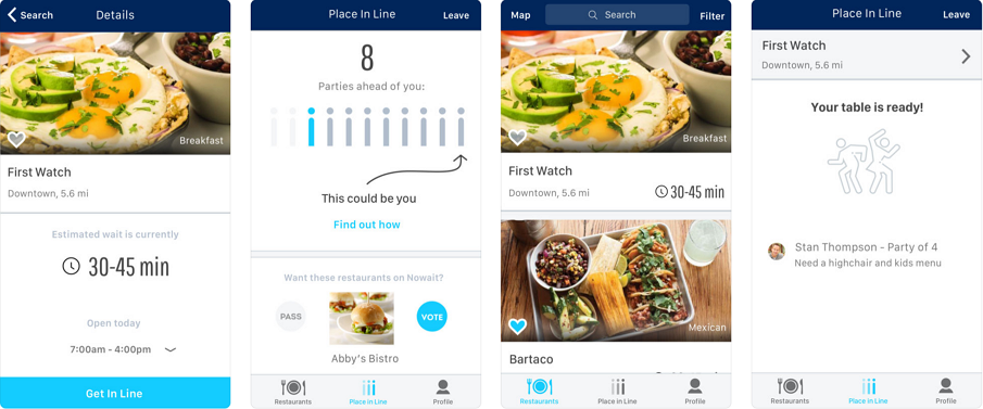 iOS Design Patterns — Top 12 Mobile App UI Design Inspirations