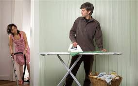 should housework be split between husband and wife