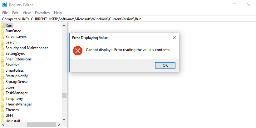 7000f96567b Regedit will show an error when trying to display a key value with a null  character in its name.