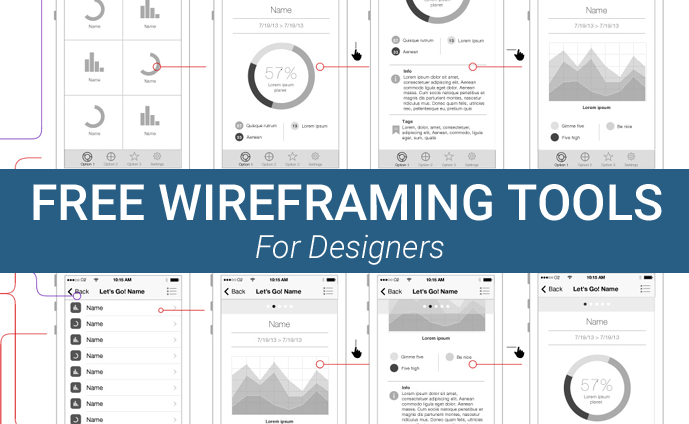 Free Wireframing Tools For Designers