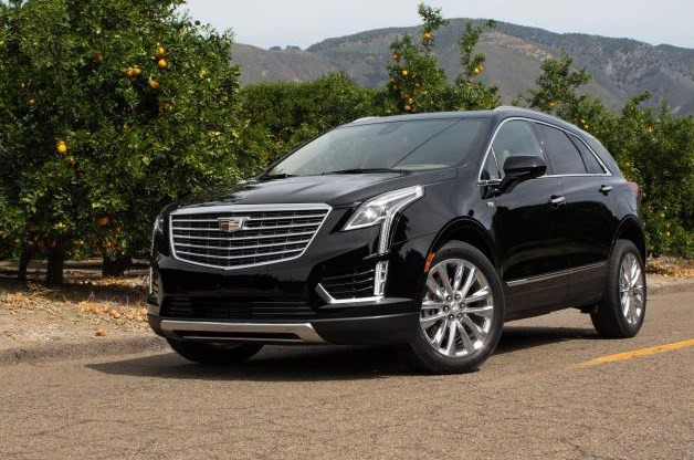2017 Cadillac Xt7 Price Release Date