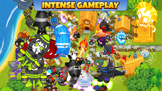 bloons tower defense 5 apk + data