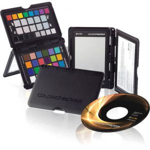 Video Accessories X-Rite Color Checker