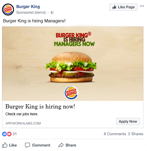 How To Crack Recruiting With Facebook Ads