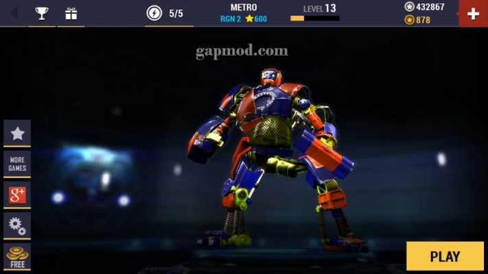 real steel champions game