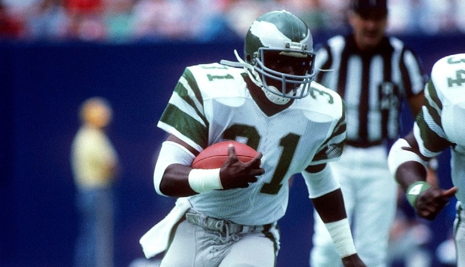 Photo Credit  Philadelphia Eagles running back Wilbert Montgomery in a game  against the New York Giants on September 2 0fef5615a