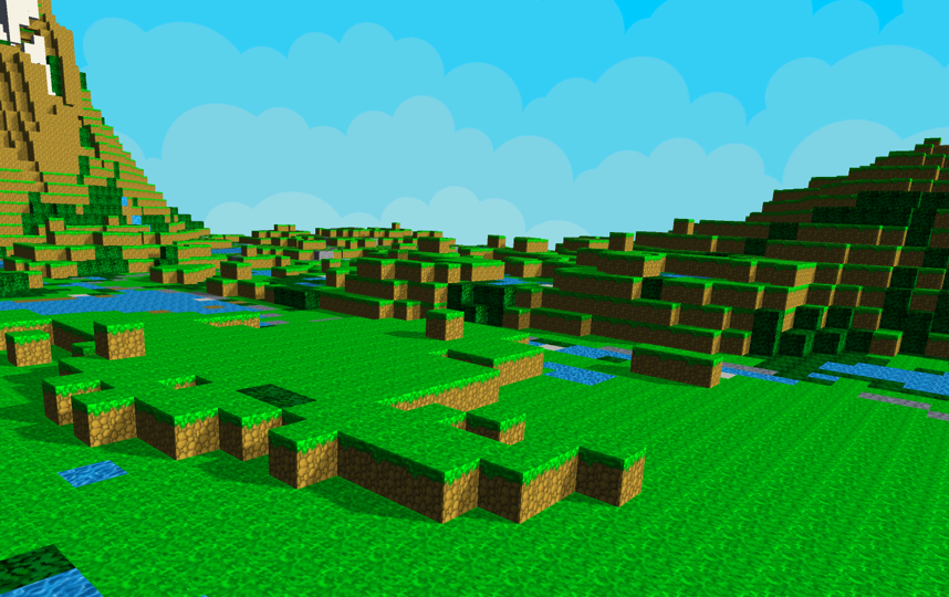 Creating Minecraft Inspired Worlds With The Mapbox Unity Sdk