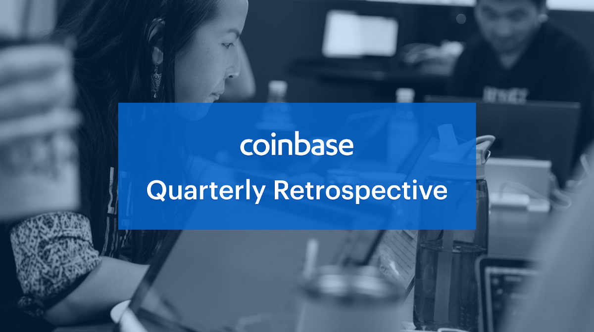 What we accomplished at Coinbase in Q3 2018 – The Coinbase Blog