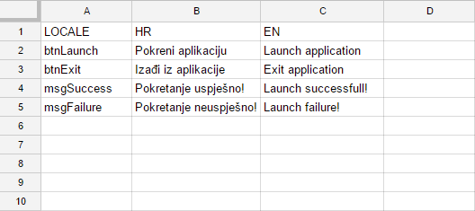 google sheets how to add columns easily