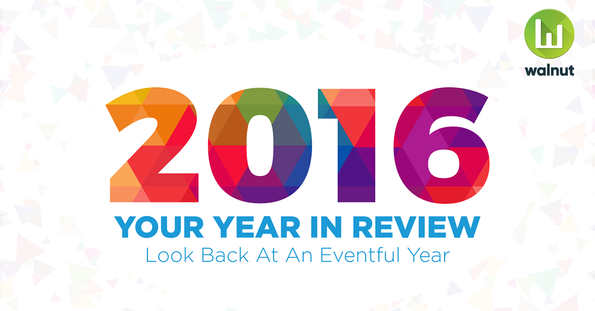 Your year in review — a look b...