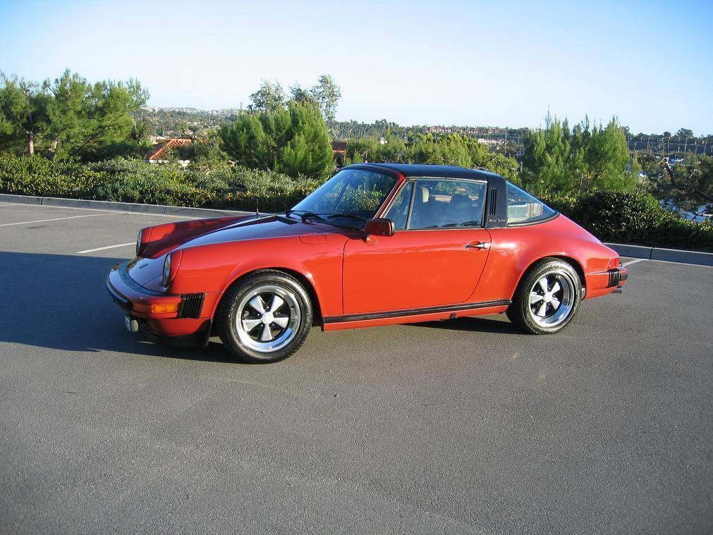 This Classic Porsche 911 Is Powered By An Enormous 82l V8