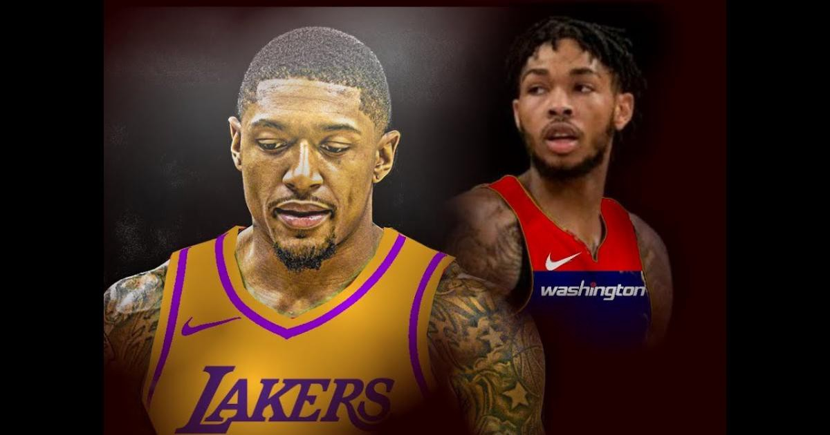b1f215dfba2 While the Lakers would not consider trading for the Wizards  Bradley Beal  unless they totally strike out with all of the big name superstars this  summer