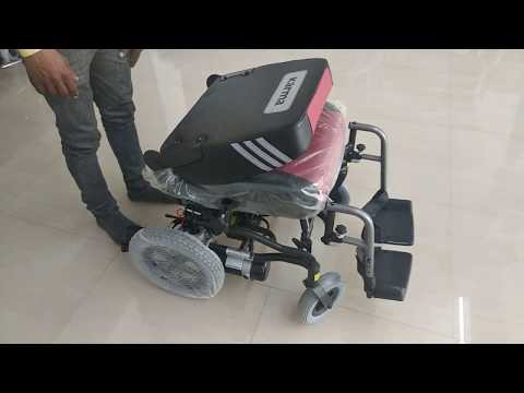 Karma KP 10 3 CPT Power Wheelchair — Installation — Buy