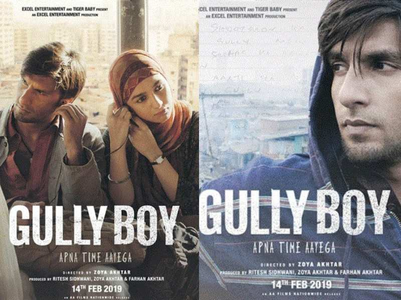 1c93aa0f6871 Movie Review  Gully Boy – mookie s opinions – Medium