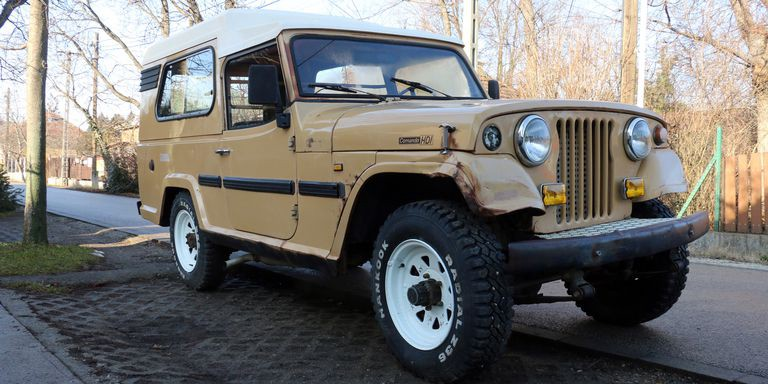 the classic jeep you've never heard of – my classic garage