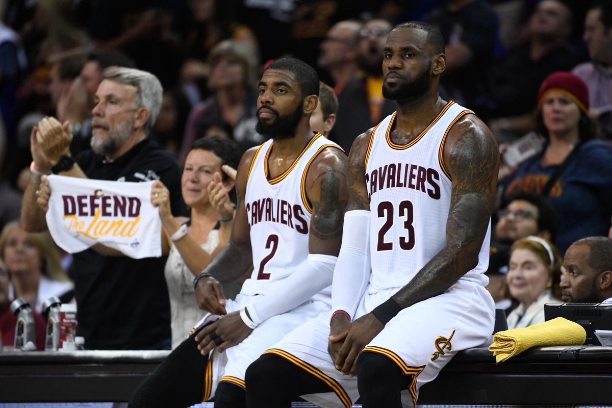 d3f955ed558a Kyrie Irving has his reasons for wanting out of Cleveland