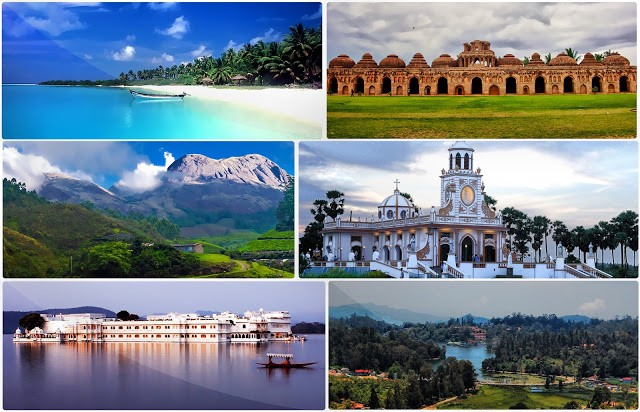 places to visite collage