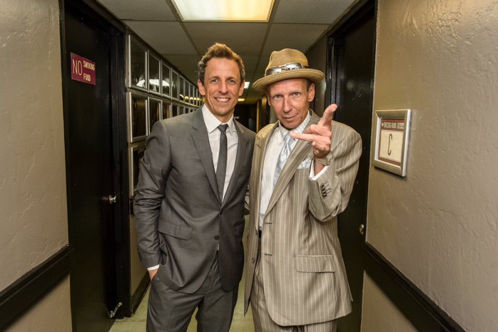Citi Presents an Evening with Seth Meyers at the Fillmore Miami Beach at the Jackie Gleason Theater