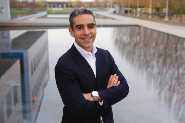 David Marcus Jumps Ship from PayPal to Facebook